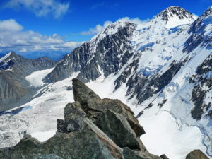 Белухинские восхождения на сто процентов. Итоги